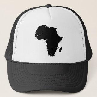 Map of Africa Trucker Hat
