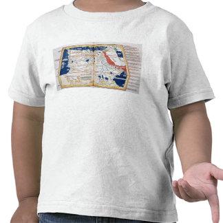 Map of Africa Shirt