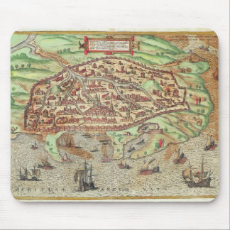 Map of Alexandria Mouse Pad