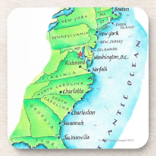 Map of American East Coast Beverage Coaster Map Of America East Coast on central united states, map of western america, northwestern united states, map of usa america, map of mexico america, western united states, eastern united states, map of north america, northeast megalopolis, tropical storm irene, southeastern united states, map of central america, map of south america, west coast of the united states, gulf coast of the united states, united states of america, deep south, map of barrier island north carolina coast, native american tribes maps north america, map of caribbean america, atlantic canada, intracoastal waterway, map of midwest america, mid-atlantic states, map of southern america, map of united states america, map of mid atlantic america, map of new york america, southwestern united states, map of southeast america, northeastern united states,
