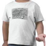 Map of Ancient Rome Shirt