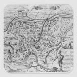 Map of Ancient Rome Stickers