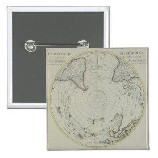 Map of Antarctica 2 Pin