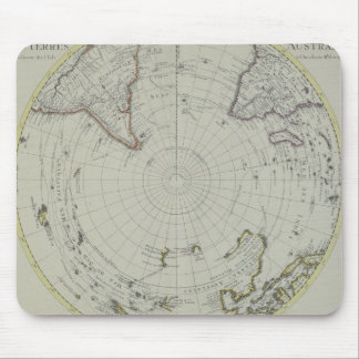 Map of Antarctica 2 Mouse Pad