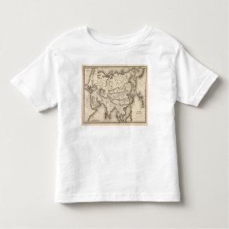 Map of Asia 2 Toddler T-shirt