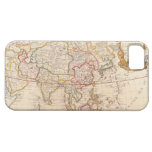 Map of Asia 5 iPhone SE/5/5s Case