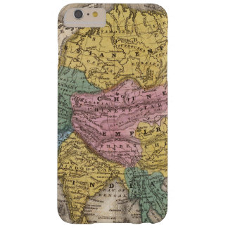 Map of Asia Barely There iPhone 6 Plus Case