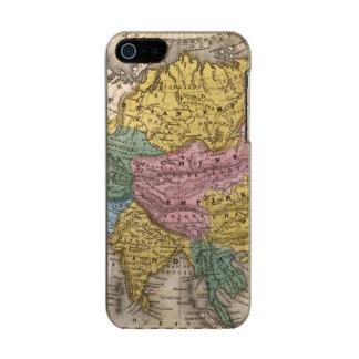 Map of Asia Incipio Feather® Shine iPhone 5 Case