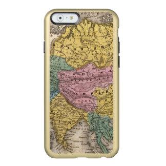 Map of Asia Incipio Feather® Shine iPhone 6 Case