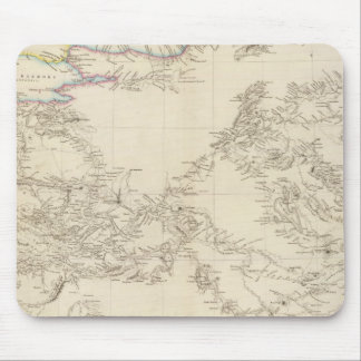 Map of Asia Minor Mousepads