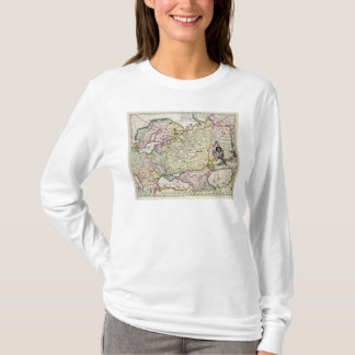 Map of Asia Minor T-Shirt