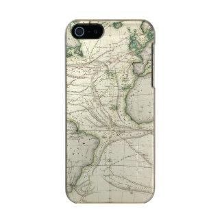 Map of Atlantic Ocean Incipio Feather® Shine iPhone 5 Case