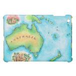 Map of Australia 2 iPad Mini Covers