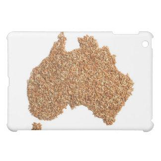 Map of Australia made of Glutinous Rice Case For The iPad Mini