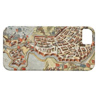 Map of Bergen op Zoom, Holland iPhone SE/5/5s Case