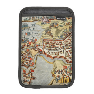 Map of Bergen op Zoom, Holland Sleeve For iPad Mini