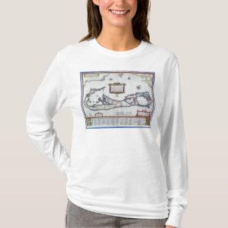 Map of Bermuda T-Shirt