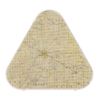 Map of Boone County Bluetooth Speaker