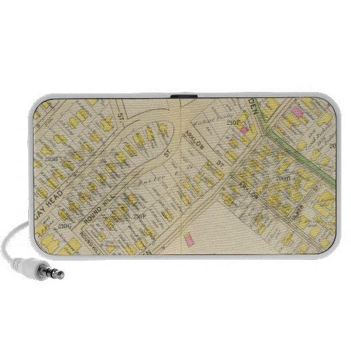Map of Boston 12 Travelling Speakers
