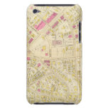 Map of Boston 22 Barely There iPod Covers