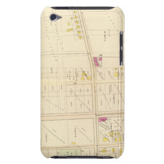 Map of Boston 30 iPod Touch Case