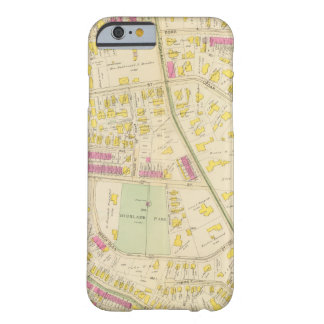 Map of Boston 7 Barely There iPhone 6 Case