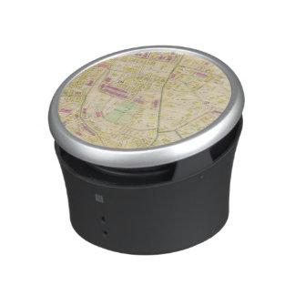 Map of Boston 7 Speaker