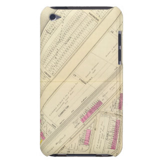 Map of Boston 9 iPod Touch Cases