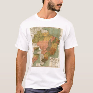 Map of Brazil T-Shirt