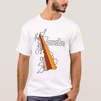 Map of Britain T-Shirt