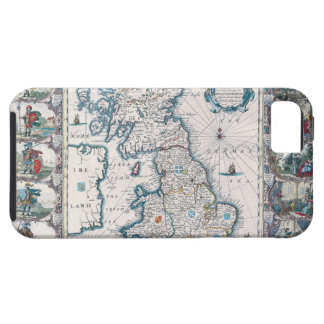Map of British Isles 2 iPhone SE/5/5s Case