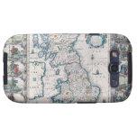 Map of British Isles 2 Samsung Galaxy SIII Covers