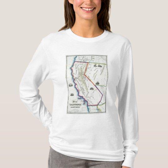 Map of California T-Shirt