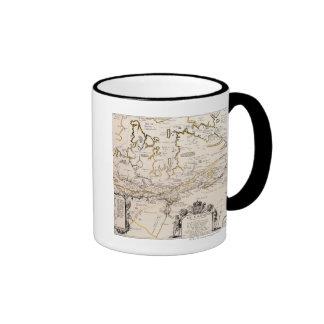 Map of Canada Mug