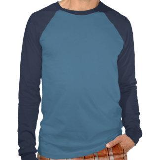 Map of Canada Raglan T-shirt