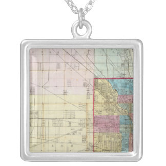 Map of Chicago Jewelry