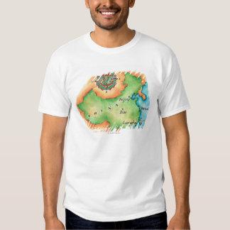 Map of China T-shirt