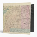 Map of Chippewa County northern part Binders