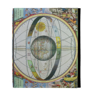 Map of Christian Constellations, from 'The Celesti iPad Folio Cases