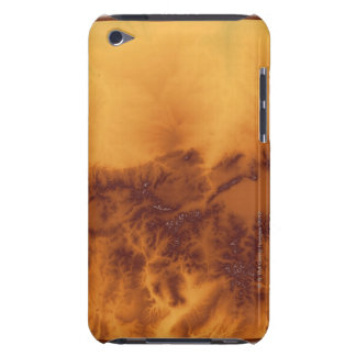 Map of Colorado 2 iPod Touch Case-Mate Case