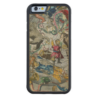 Map of Constellations of the Northern Carved® Maple iPhone 6 Bumper Case