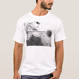 Map of countries T-Shirt