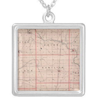 Map of Delaware County Jewelry