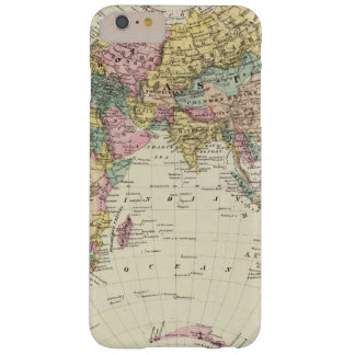 Map of Eastern Hemisphere Barely There iPhone 6 Plus Case