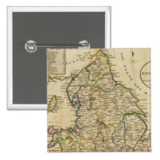 Map of England and Wales Button