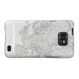 Map of Europe 2 Samsung Galaxy S2 Cover