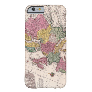 Map of Europe 3 Barely There iPhone 6 Case