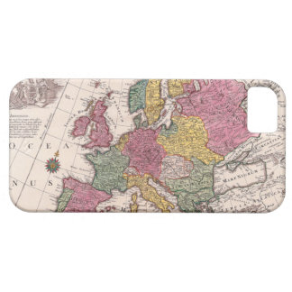 Map of Europe 3 iPhone SE/5/5s Case