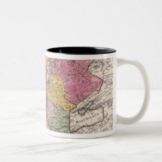 Map of Europe 3 Coffee Mug