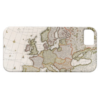 Map of Europe 4 iPhone SE/5/5s Case